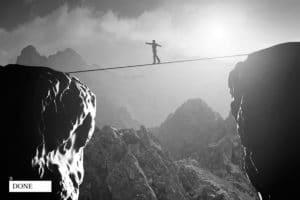 Coragem ou Fraqueza? O Poder de um Negócio Vulnerável